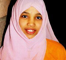 Egyptian Girl by maureenclark