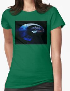 Urban Illusion Womens Fitted T-Shirt