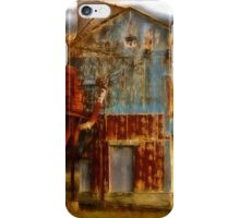 Industrial Decay iPhone Case/Skin