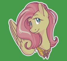 Element of Harmony Fluttershy Kids Clothes