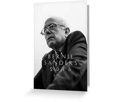 Bernie Sanders 2016 Greeting Card
