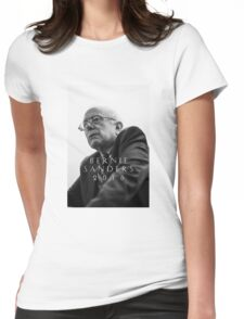 Bernie Sanders 2016 Womens Fitted T-Shirt