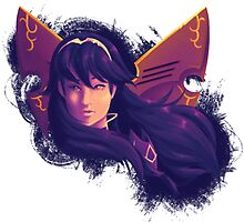 Lucina - Fire Emblem Awakening by saucycustoms