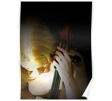 In a Cello of Beauty Poster