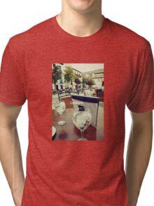 Spain Relaxation Tri-blend T-Shirt