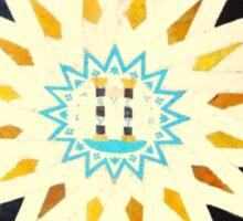 Sun Shine Star Sticker