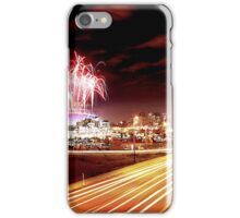 4th of July Downtown Denver Sports Authority Field iPhone Case/Skin