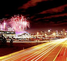 4th of July Downtown Denver Sports Authority Field by designkase