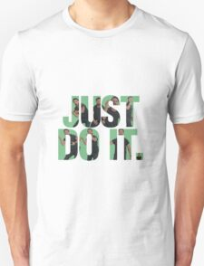 Just Do It - Shia LaBeouf T-Shirt