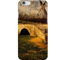 Burnside's Bridge iPhone Case/Skin