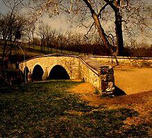 Burnside's Bridge by v318940