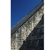 Temple of Kukulcan-Chichen Itza-Mexico Photographic Print