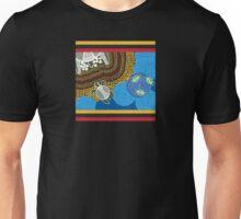 Australian Aboriginal Sea Turtles Unisex T-Shirt
