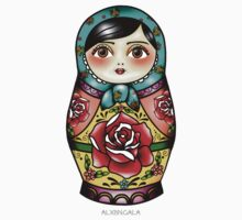 Matryoshka  by alxbngala