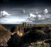 Dunottar Castle, Stonehaven, Aberdeenshire by Mark Mair