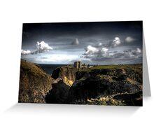 Dunottar Castle, Stonehaven, Aberdeenshire Greeting Card