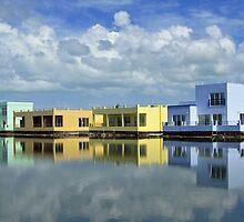 Reef Village by Richard Lawry