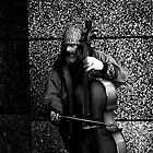 cello man by taylordace
