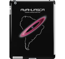 Ayahuasca -- Outside Looking Farther Out iPad Case/Skin