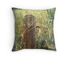 With Every Passing Moment Throw Pillow