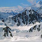 St Elias mountains  by Istvan Hernadi