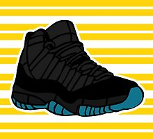 J11-23-Gamma Blue by tee4daily