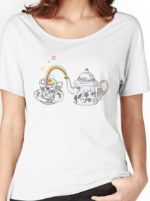 Cup of Tea Women's Relaxed Fit T-Shirt