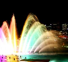 Water Fountain by Evita