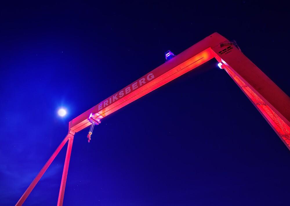 Crane Eriksberg by JF-Developer