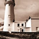 Flamborough lighthouse by StephenRB