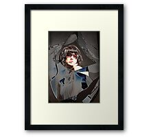 you move me in mysterious ways Framed Print