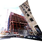 WTC Tower One Build by Peter Bellamy