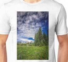 Mt Rainier, Washington Unisex T-Shirt