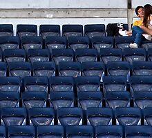 Love in the Stadium by William Bullimore