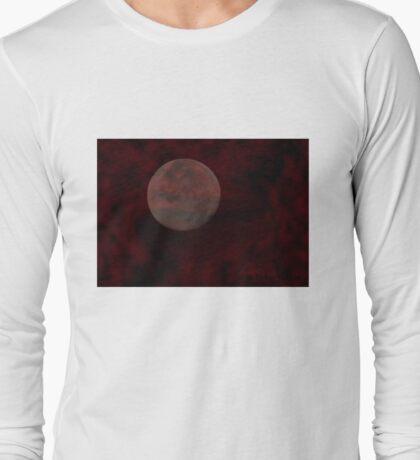 Moon AC Tee Long Sleeve T-Shirt