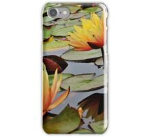 The Dance Of The Waterlily  iPhone Case/Skin
