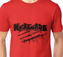 Nightmare On Elm Street Unisex T-Shirt