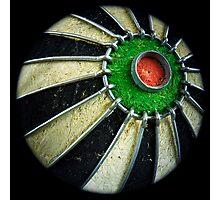 Bullseye Photographic Print