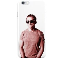 Neistat in red iPhone Case/Skin