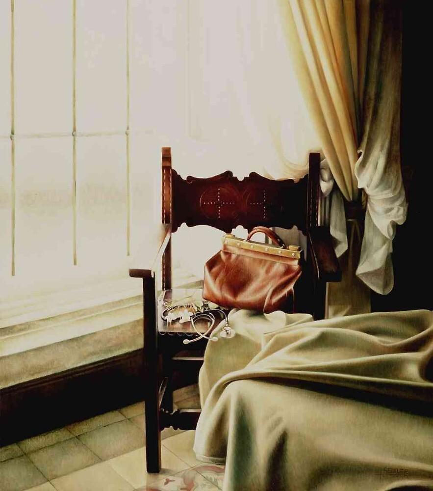 Musical Solitude (Soledad musicada), 2000. by majos