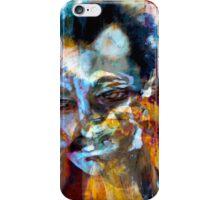 Portrait of the Prophet: Kalil Gibran iPhone Case/Skin