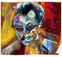 Portrait of the Prophet: Kalil Gibran Poster