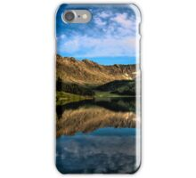 Lake in Leadville Colorado iPhone Case/Skin