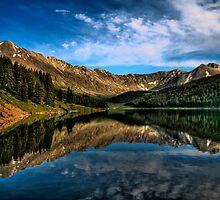 Lake in Leadville Colorado by designkase