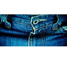 My Favorite Jeans Photographic Print