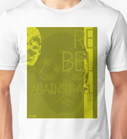R.A.A. (Redbubble Yellow Variant) Unisex T-Shirt
