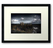 Dunottar Castle, Stonehaven, Aberdeenshire Framed Print