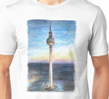 Berlin TV Tower Unisex T-Shirt