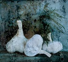 Garlic for Three by Barbara Ingersoll