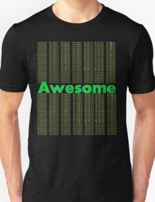 Awesome Binary T-Shirt
